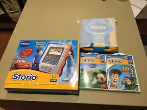 Brand New VTech Storio e-reading system, carry case & 2 x software Keilor Downs Brimbank Area Preview