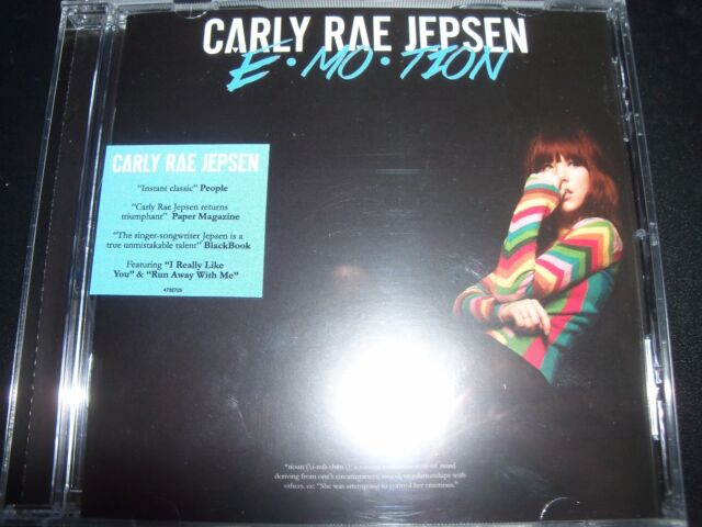 Carly Rae Jepsen E.MO.TION / Emotion (Australia) CD - New