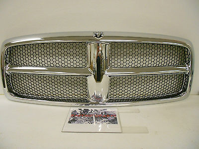 Factory OEM Genuine Dodge Ram Black & Chrome MFD Dodge Ram Complete Grille *NEW*
