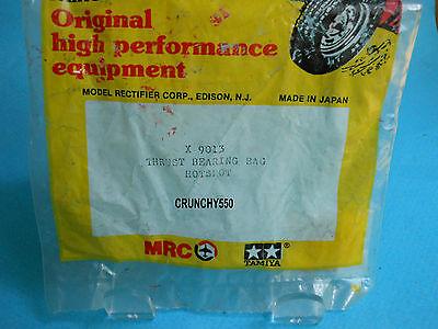 MRC Tamiya Hot Shot Thrust Bearing Bag X9013 Vintage RC part