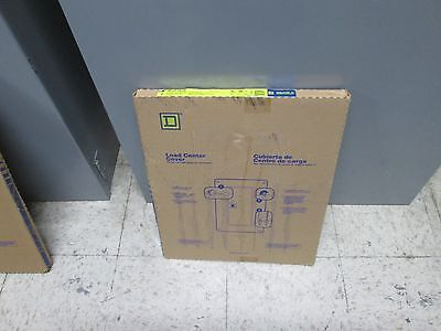 Square D Breaker Panel Cover Qoc16uf Flush Mount New Surplus