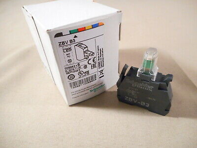 Schneider Zbvb3 Led Light Module Nib