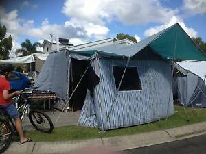CAMPER TRAILER + full ANNEXE +  FLY.....BEST OFFER Brassall Ipswich City Preview