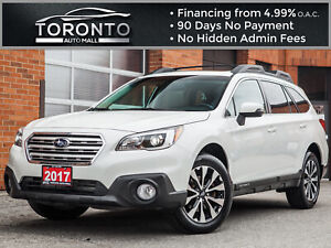 2017 Subaru Outback 3.6R Limited|Techpkg|Navi|Camera|Hk sound|Bl