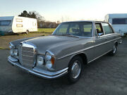 Mercedes-Benz 280 SEL 4.5 ex USA*hochwertige Vollrestauration!