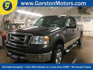 2007 Ford F-150 XLT*SUPERCREW*4WD*KEYLESS ENTRY*CLIMATE CONTROL*