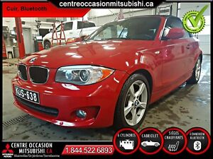 BMW 1 Series 128I 2012, CABRIOLET, BANC CHAUFFANT, MAGS 17