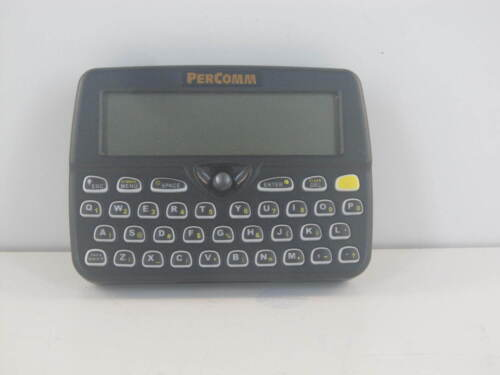 Percomm e80 pager NEW