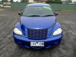 2004 CHRYSLER PT CRUISER Bacchus Marsh Moorabool Area Preview