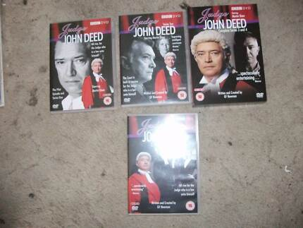 judge john deed dvds Scoresby Knox Area Preview