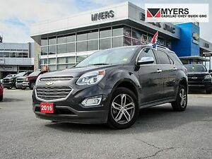 2016 Chevrolet Equinox PREMIER,AWD,SUNROOF, NAVIGATION