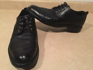 Men's Nike Air SH Leather Dress Shoes Size 8.5