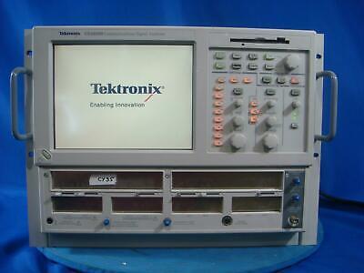 Tektronix Csa8200 Communication Signal Analyzer Sampling Oscilloscope