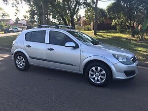 2006 Holden Astra AH CD Hatchback Manual 4months Rego Liverpool Liverpool Area Preview