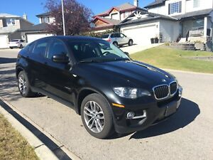 2013 BMW X6 with xDrive and warranty