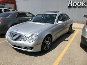Priced to sell Absolutely stunning 2008 Mercedes E320 Bluetec
