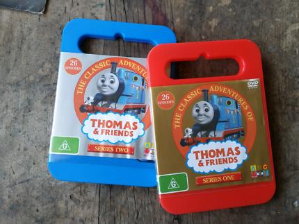 Thomas the Tank Engine - Original Series 1 and 2