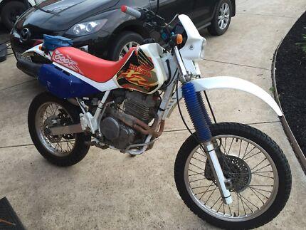Xr600 Honda 1994 full rego !  Bacchus Marsh Moorabool Area Preview