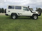 2000 Toyota landcruiser RV Troopy. 250kms.  Knoxfield Knox Area Preview