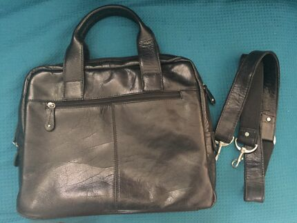 Leather Laptop/Notebook Bag Forest Lake Brisbane South West Preview