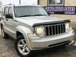 2009 JEEP LIBERTY SPORT 4WD MINT CONDITION