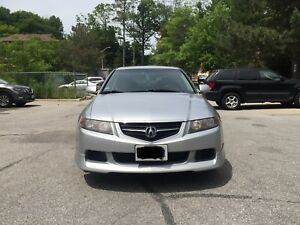 2004 Acura TSX A Spec rust free cert/etested - ready to drive!