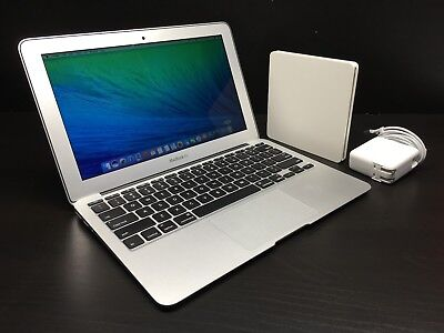 "Apple 11"" MacBook Air Laptop / 256GB+ Storage / OSX-2017 / THREE YEAR Warranty!"