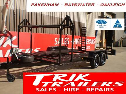Racers Choice Car Trailer