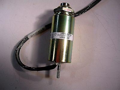 Ledex Tubular Type Open Frame Solenoid Model 195206-228 New