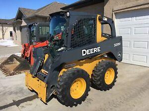 2013 John Deere 320D Skid Steer only 1200 hours!!