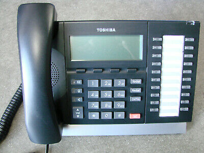 Toshiba Dp5032-sd Business Display 20-button Multi-line Speaker Telephone