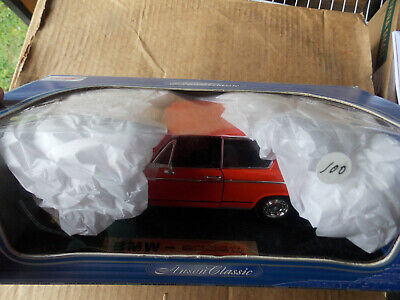 RARE Limited ED BMW 2002TII in Orange by Anson, FREE SHIP!