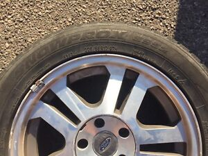 Wanted: single winter tire 225 / 55 R17