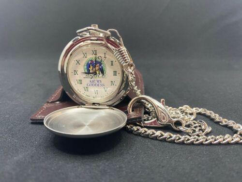 Ah! My Goddess Skuld Pocket Watch Rare Japanese Watch