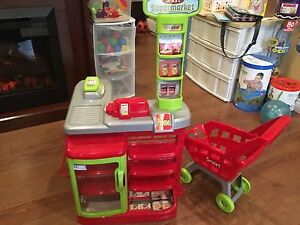Kids Supermarket - Sold pending pickup