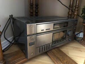 Old school JVC stereo