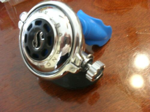Scubapro Upgraded Balanced Adjustable 156 2nd Stage Regulator Perfect Condition