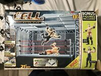 WWE The Cell Cage Match Ring Set