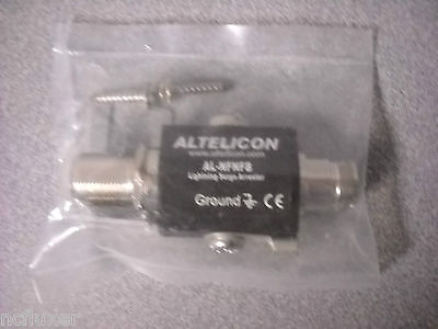 Altelicon Model Al-nfnfb-9 Lightning Surge Arrester New