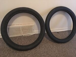 Barely used fit tires 20inch