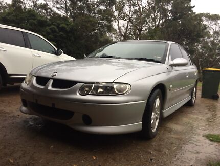 Holden commodore vx series 2 for sale
