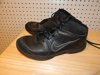 a41b451bd710 Mens NIke 443456-002 Overplay VI Athletic Basketball Shoes Black - Size 7