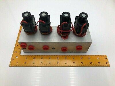 0221860 Terex Solenoid Valve Sk-01190816sn