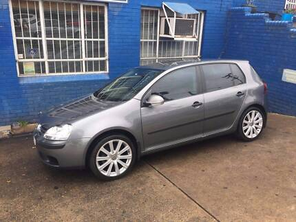 VW GOLF TDI AUTOMATIC HATCHBACK 2007 10 MONTHS REGO Northmead Parramatta Area Preview