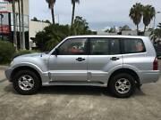 Mitsubishi Pajero GLS / 7 Seaters/ Auto/ 4x4 / Rego / RWC Labrador Gold Coast City Preview