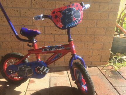 Brand new boys 42cm bike