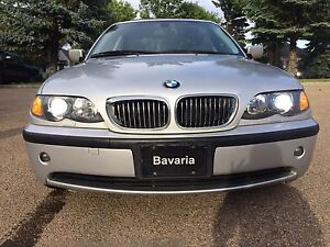 2003 BMW 325i LEATHER LOADED ONLY 129km!!