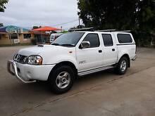 Nissan Navara D22 2010 Condon Townsville Surrounds Preview