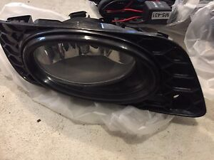 Oem style driving / fog lights civic