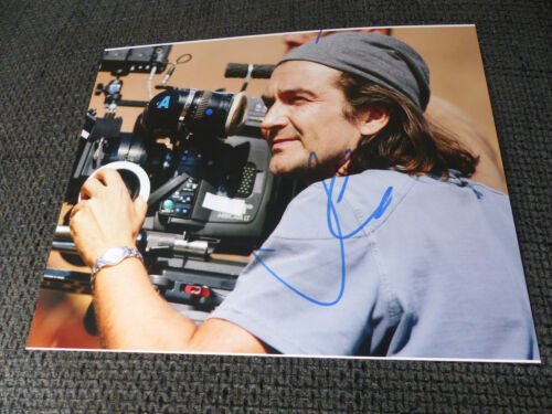 JUSTIN CHATWIN signed Autogramm auf 20x25 cm Bild CHIPS - ANOTHER LIFE InPerson